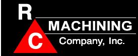R/C Machining Logo