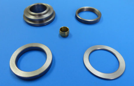 screw machining production